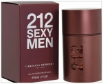 """212 Sexy Men""(Carolina Herrera)"