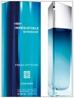 """Very Irresistible Fresh Attitude for Men""(Givenchy)"
